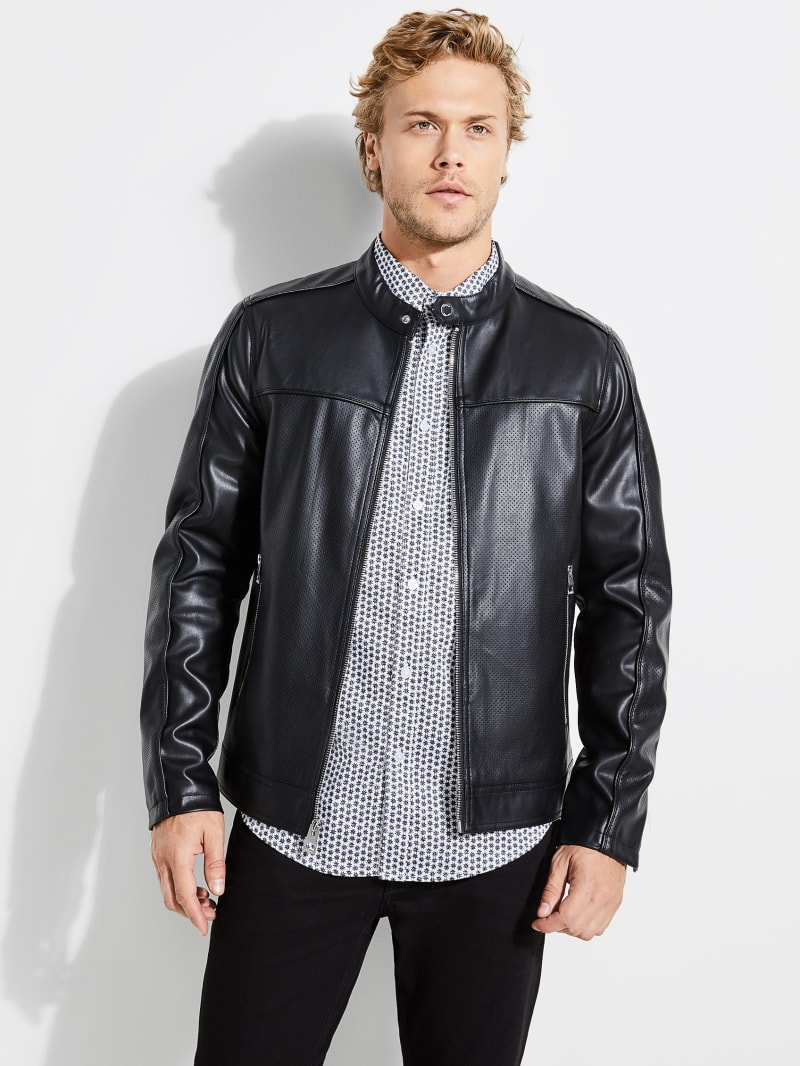 Beau Perforated Jacket
