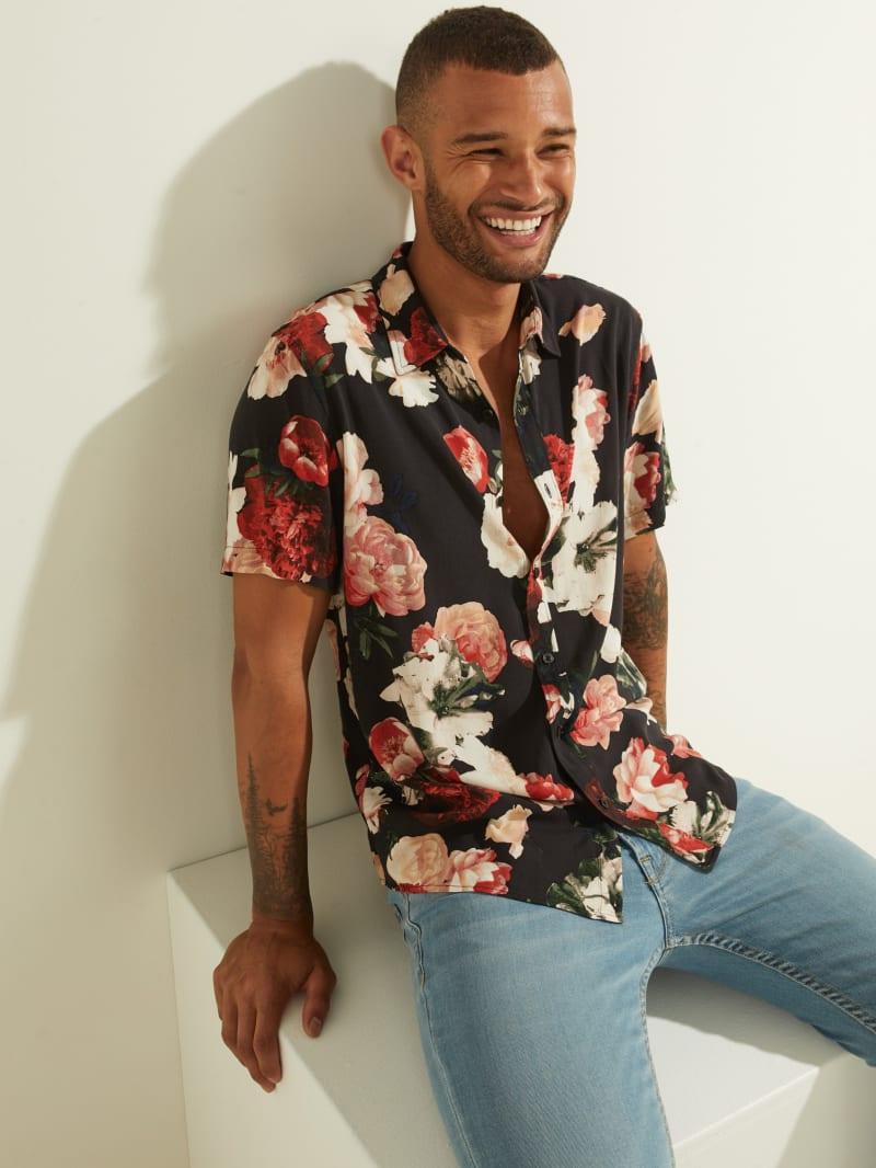 Rogan Floral Shirt