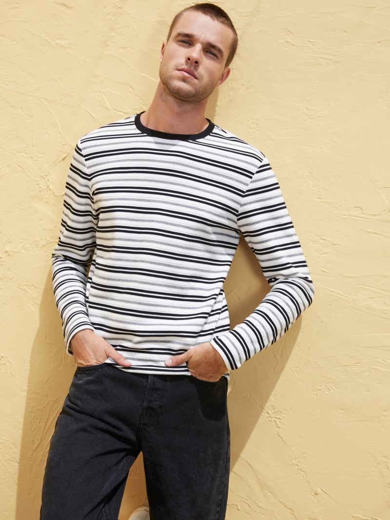 Industry Striped Tee