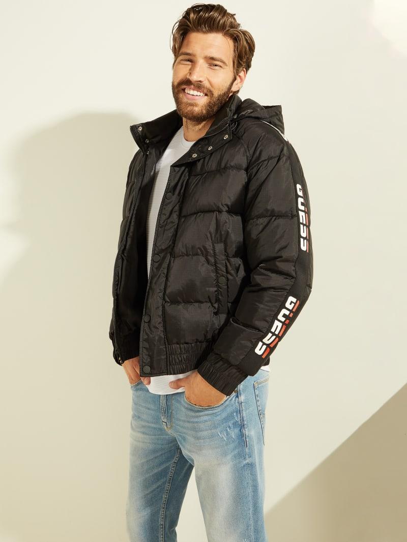 New Wave Sport Puffer Jacket