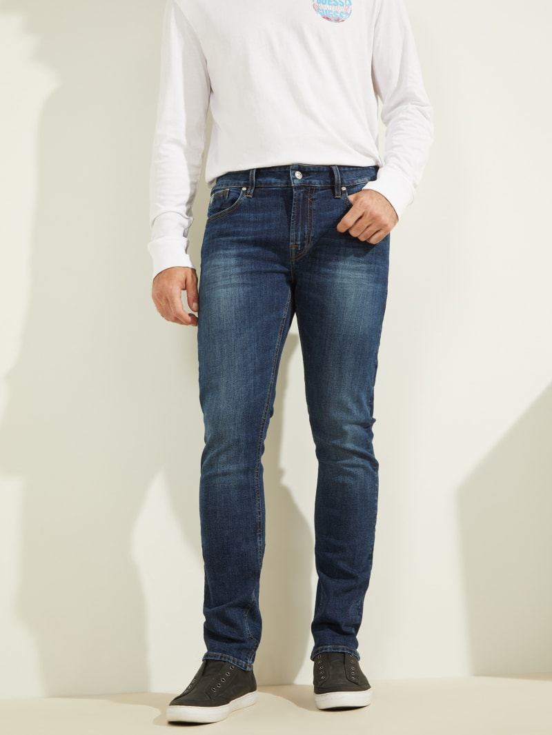 Athletic Tapered Classic Jeans