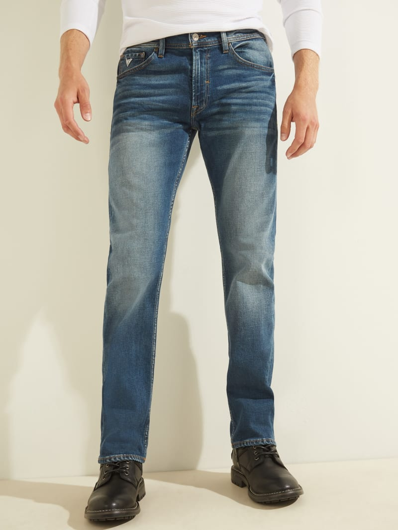 Regular Straight Jeans
