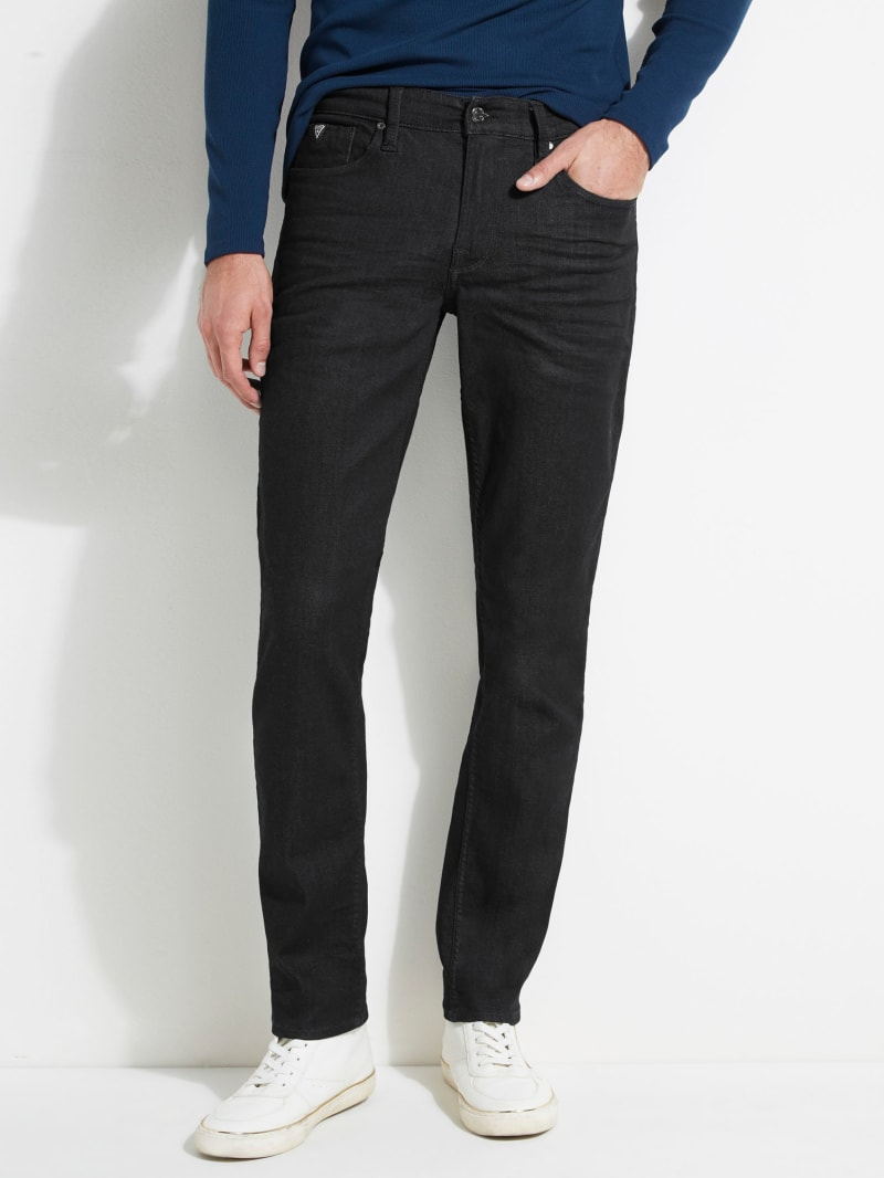 GUESS Eco Elevate Slim Tapered Jeans
