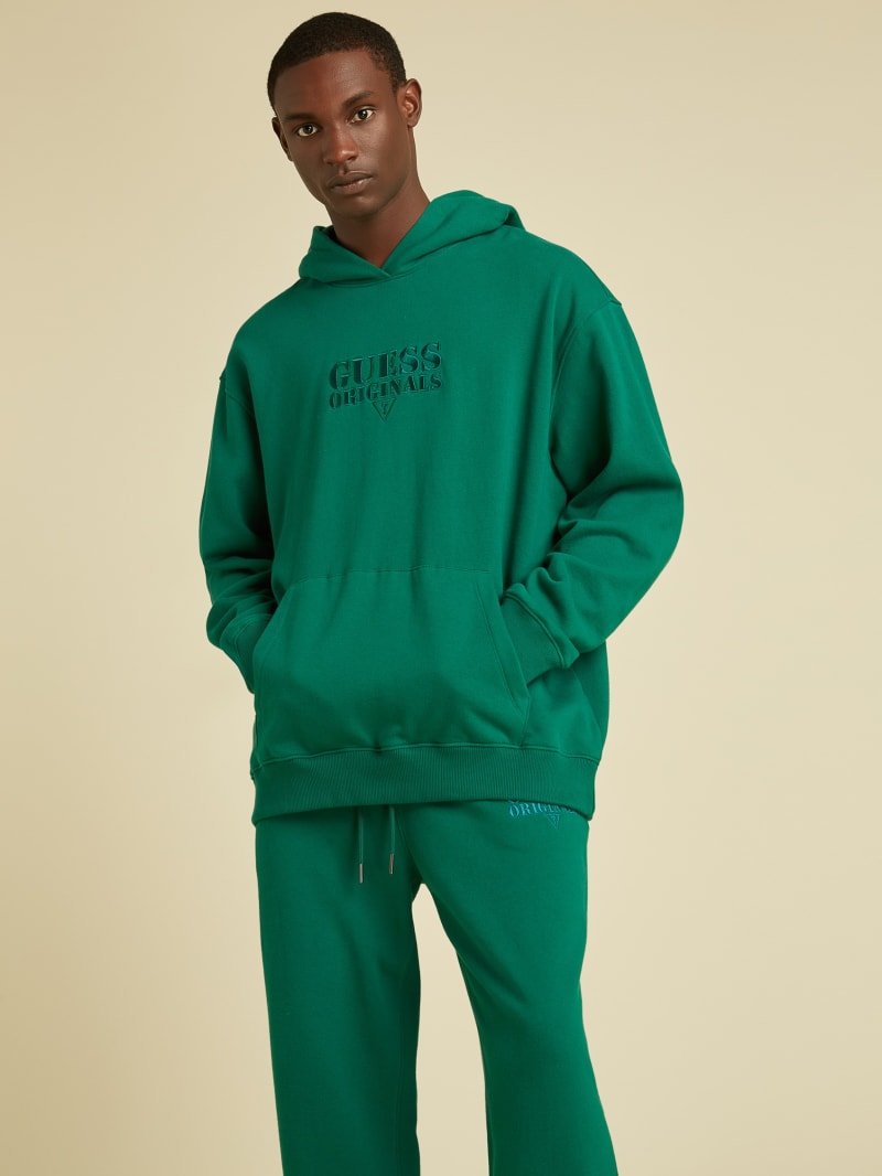 GUESS Originals Kit Logo Hoodie