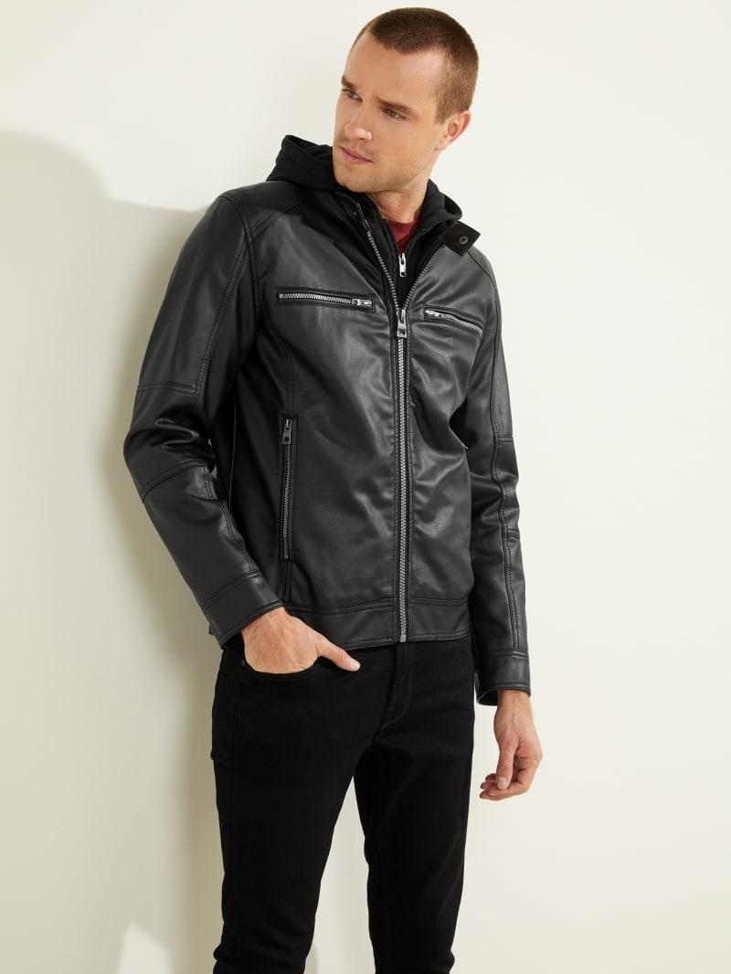 Nash Leather Jacket