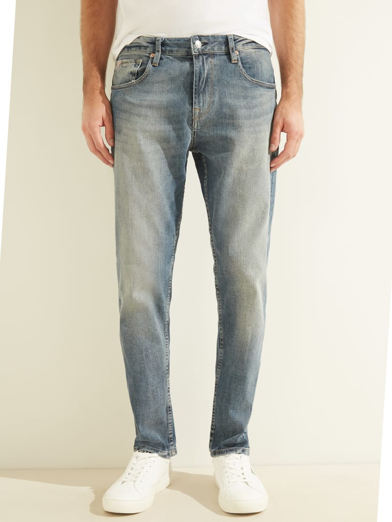 Athletic Tapered Jeans