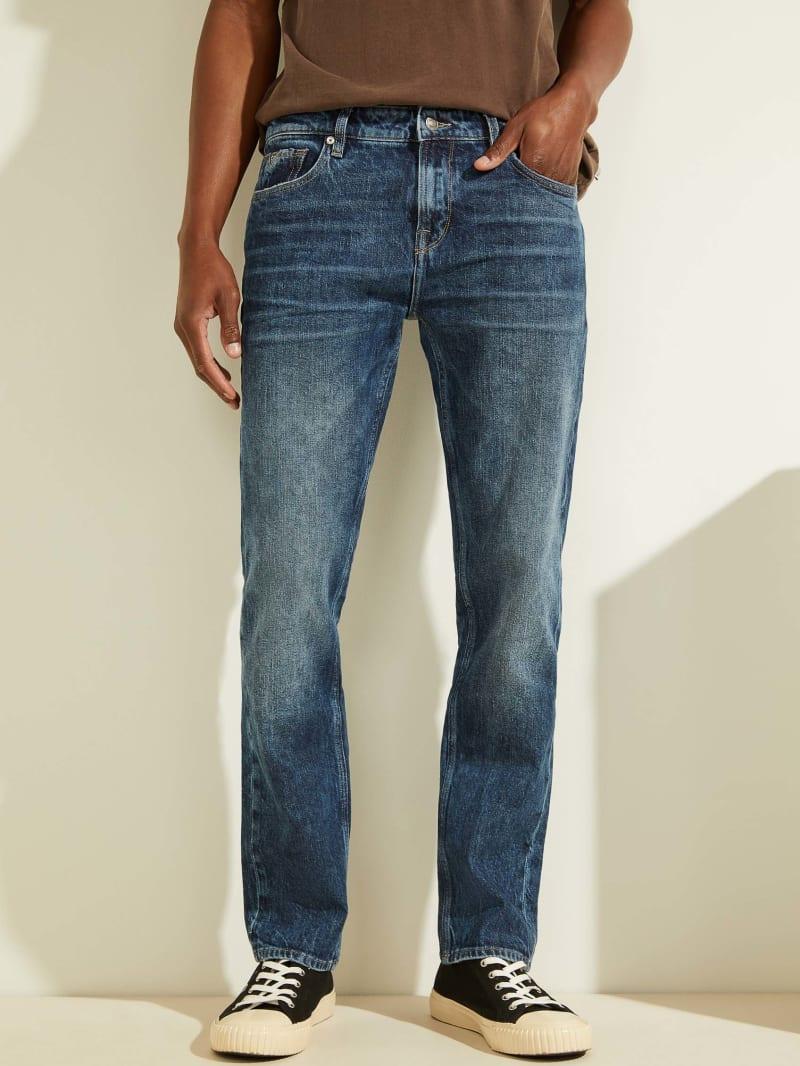 Eco Classic Slim Straight Jeans