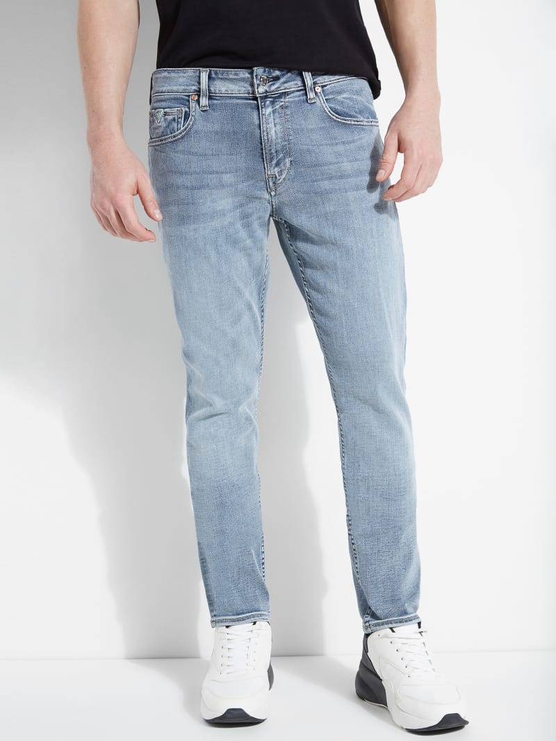 Eco Tapered Slim Jeans