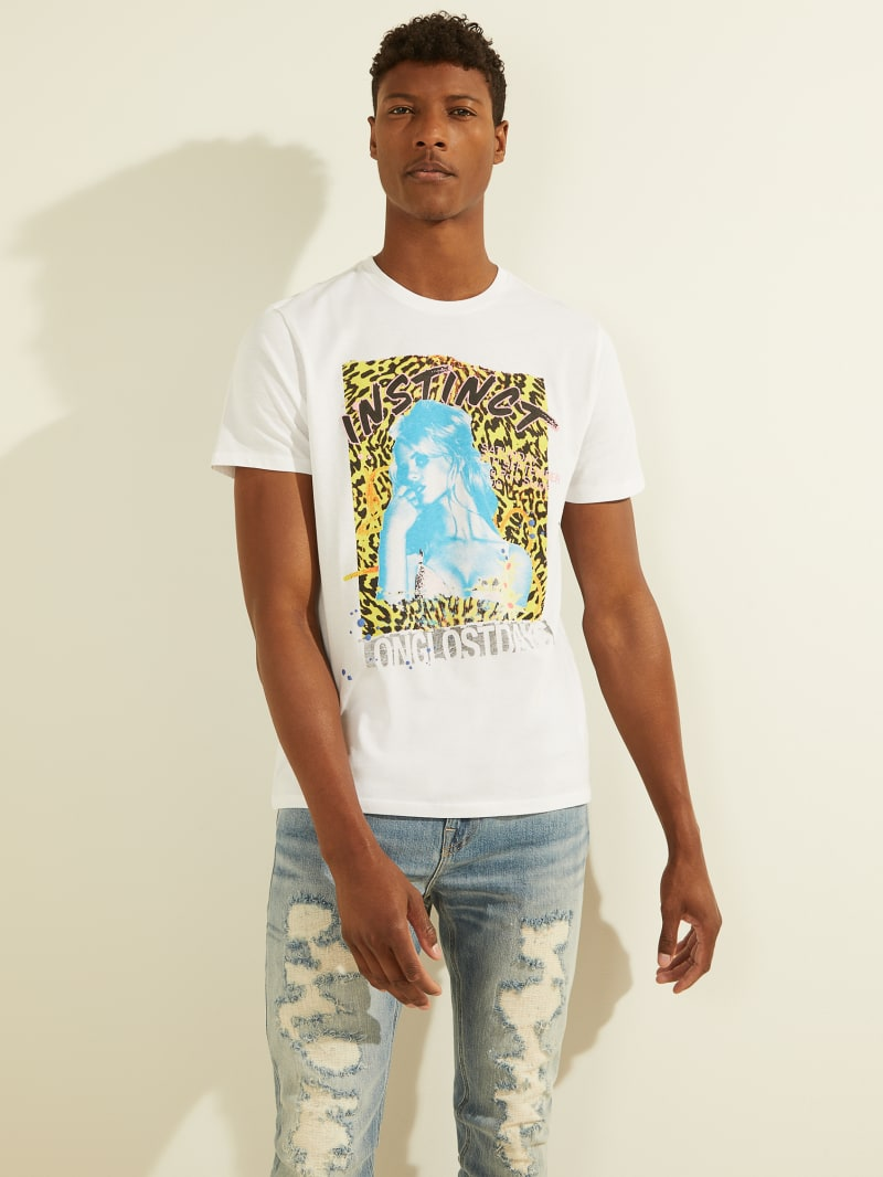 Eco Long Lost Days Tee