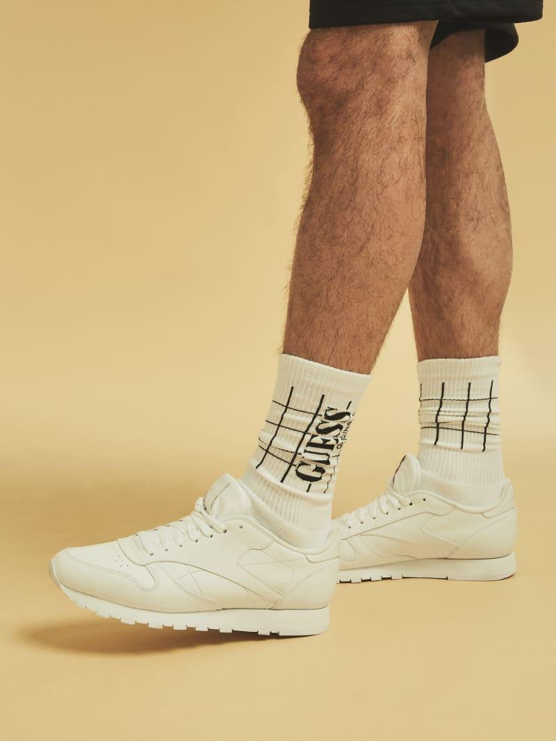 GUESS Originals Logo Socks