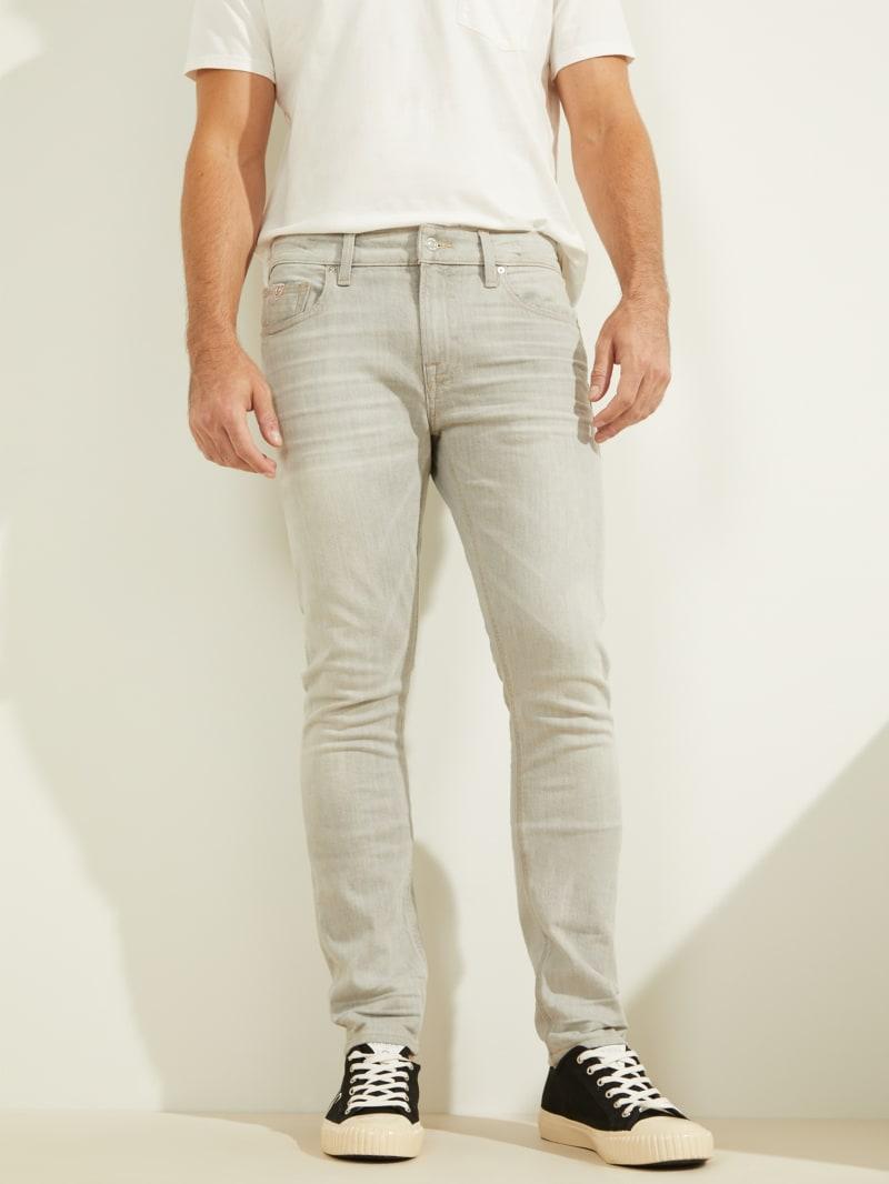 Sandstone Skinny Jeans