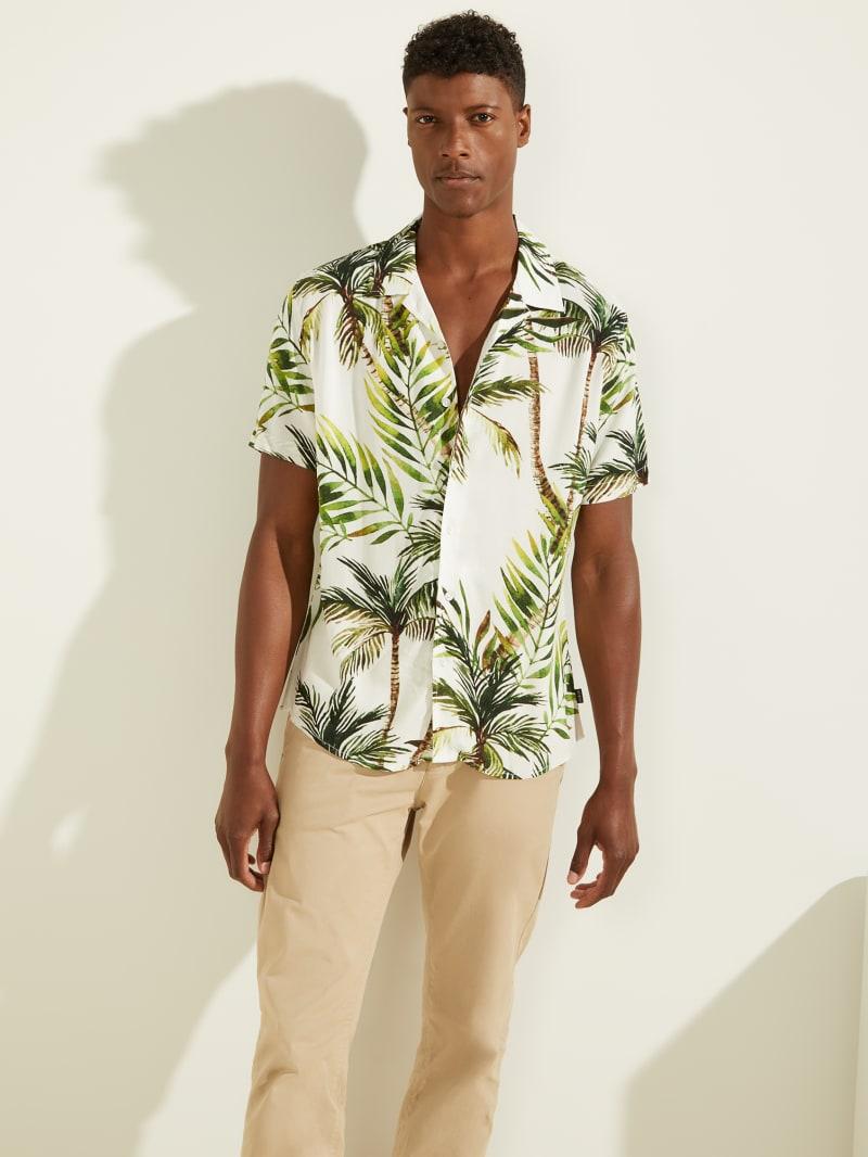 Eco New Palms Shirt