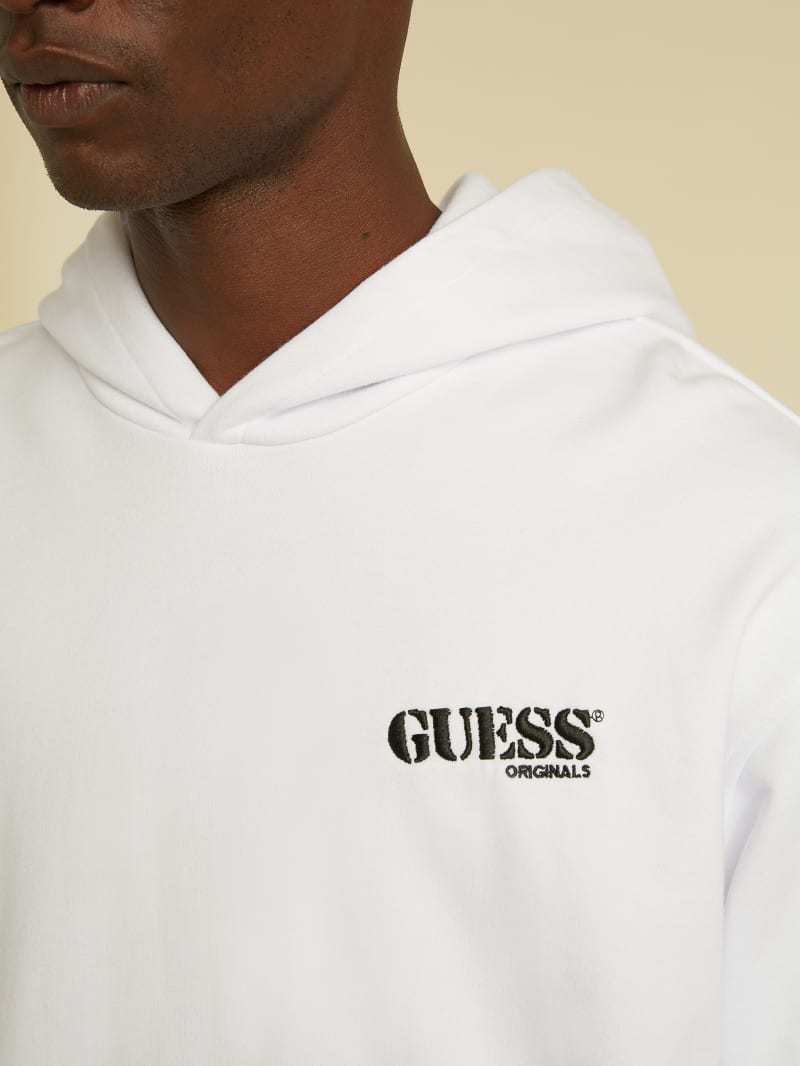 Guess Sweat Gris Chin/é Gar/çon Active