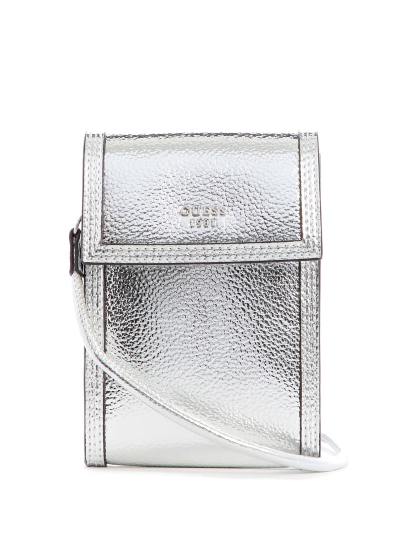 Mini Me Chit Chat Metallic Crossbody