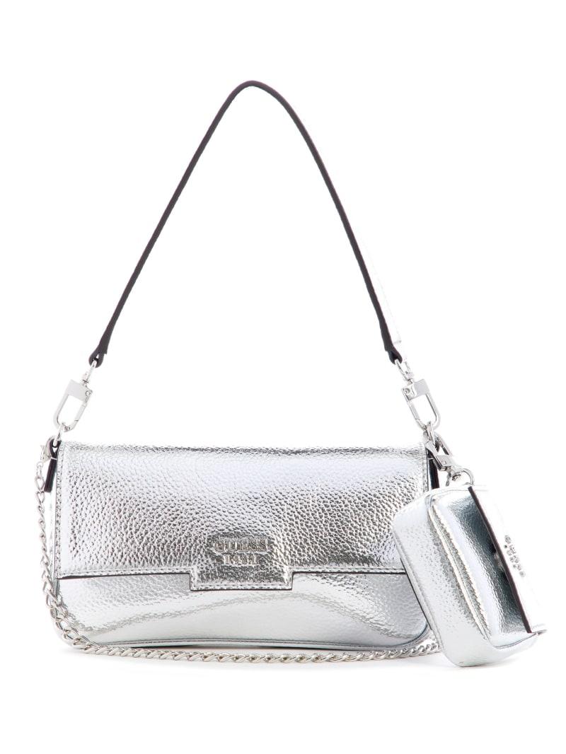 Mini Me Metallic Shoulder Bag