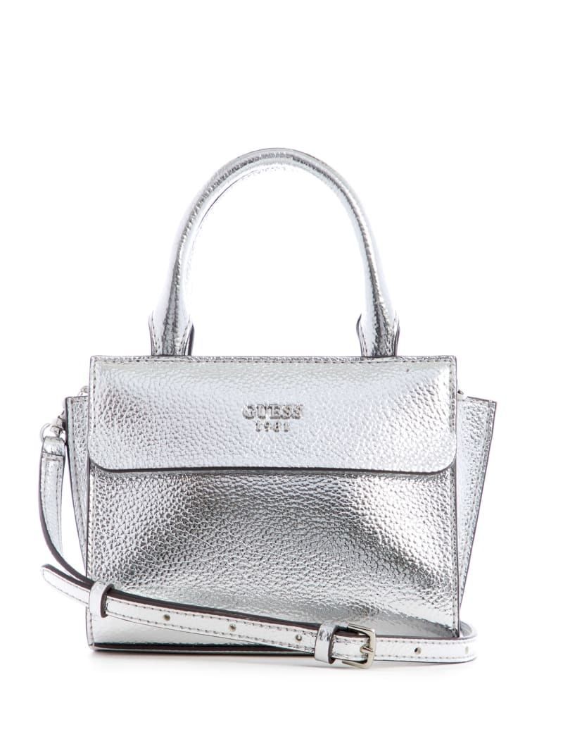 Mini Me Mini Metallic Satchel