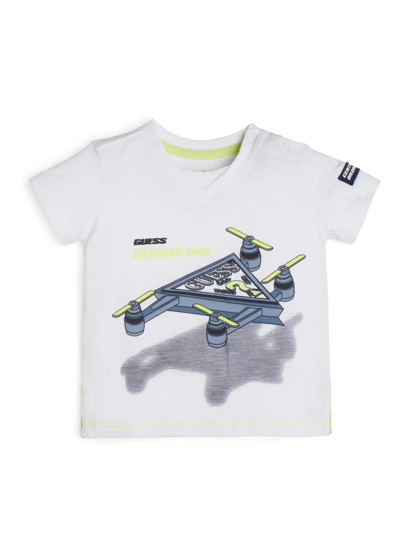 Drone Graphic Tee (2-7)