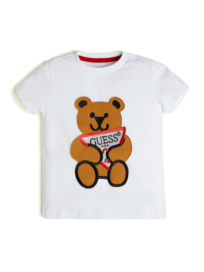 Embroidered Bear Tee (2-7)