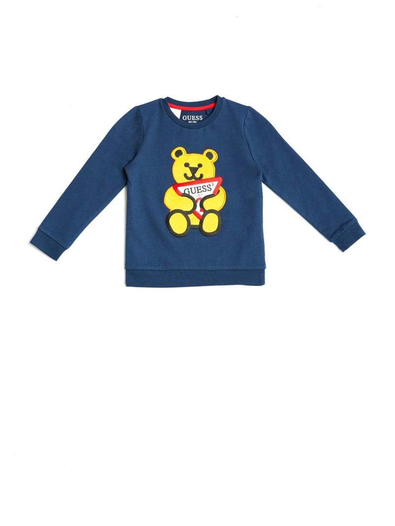 Teddy Bear Logo Pullover (2-7)