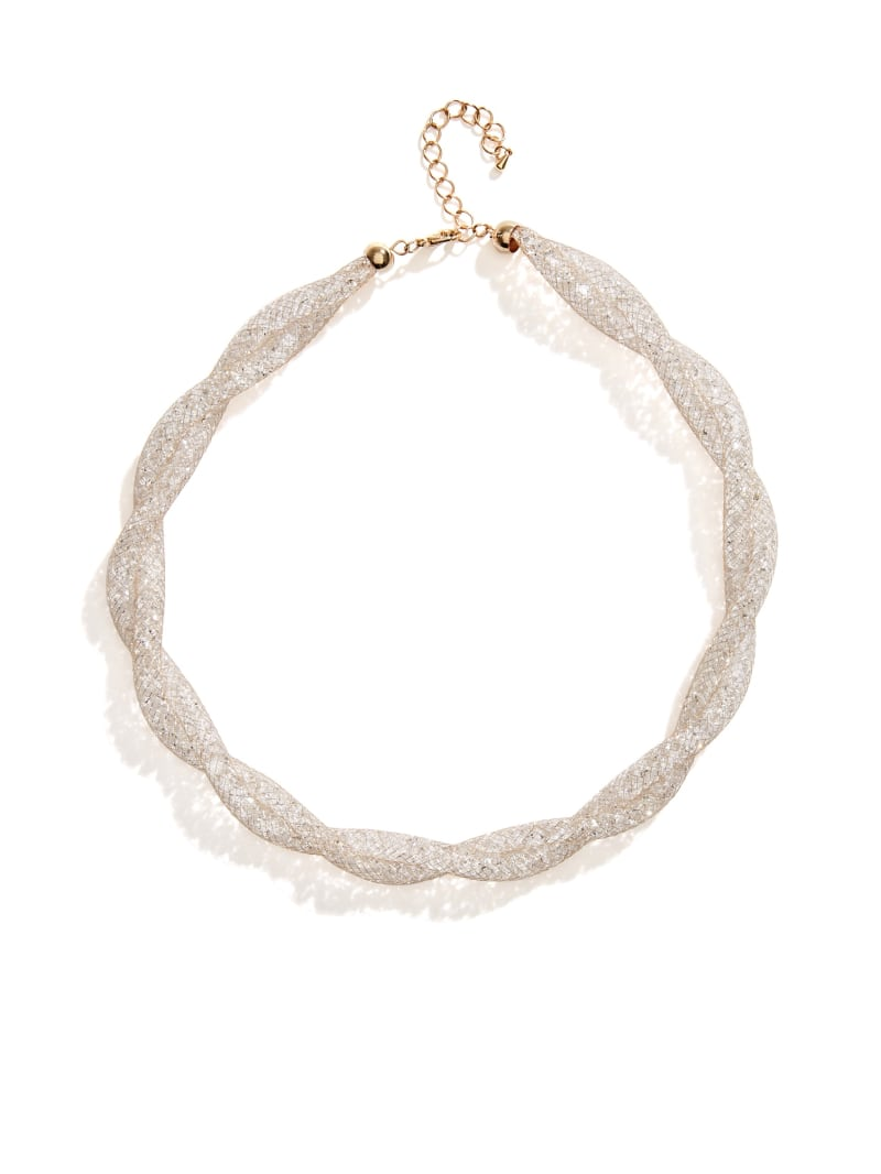 Patricia Beaded Twist Choker