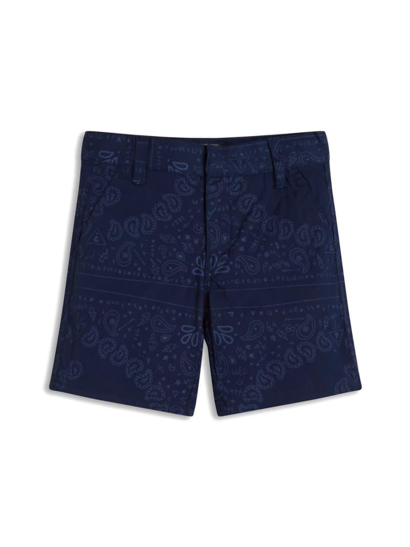 Bandana Printed Shorts (3M-7)