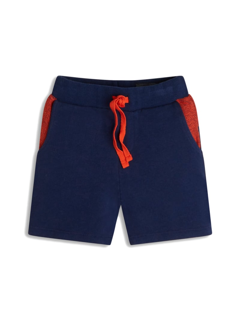 French Terry Logo Shorts (2-7)