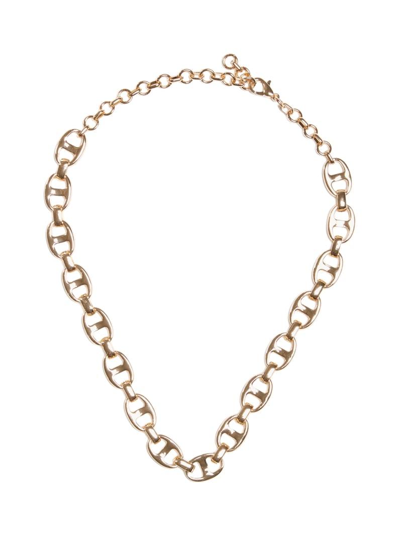 14KT Mariner Chain Choker