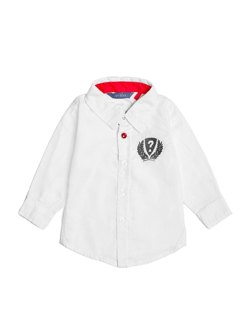 Crest Long-Sleeve Shirt (2-7)