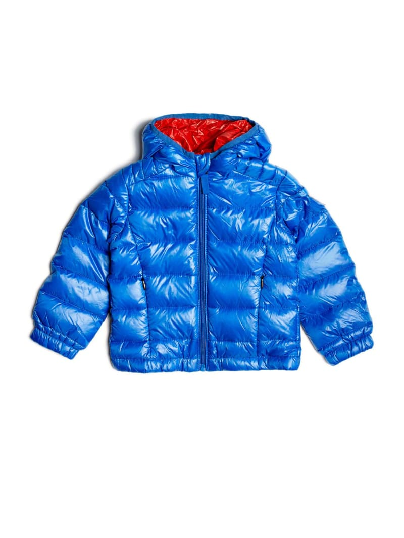 Hooded Puffer Jacket (2-7)