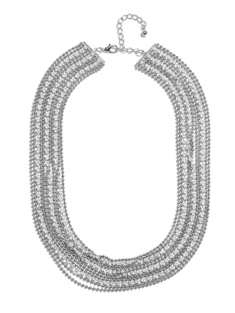 Multi-Strand Collar Necklace