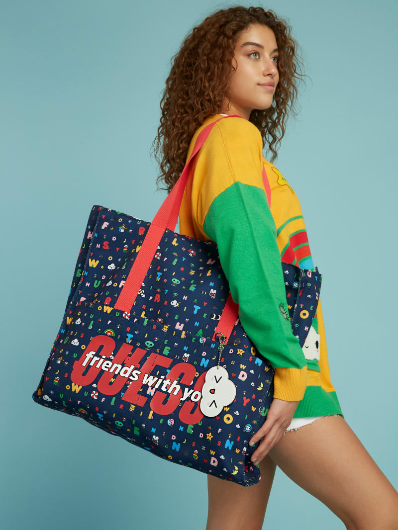 FriendsWithYou Large Tote
