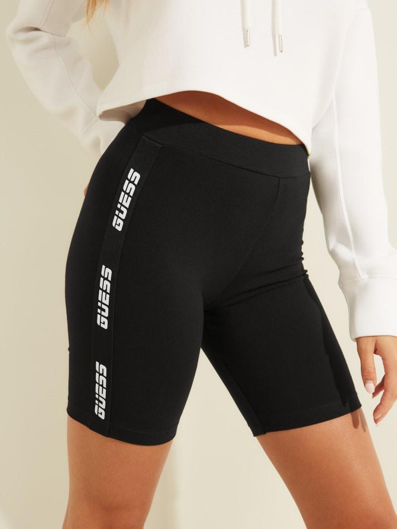 Logo Tape Bike Shorts