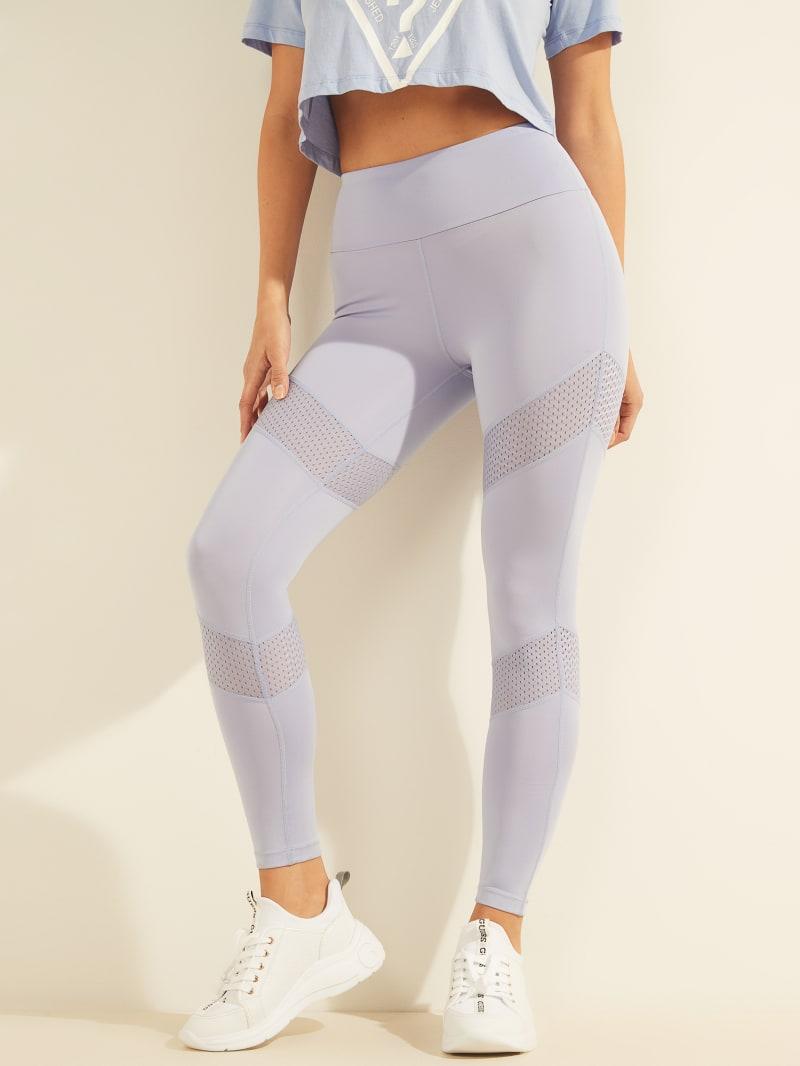Active Jersey Mesh Leggings