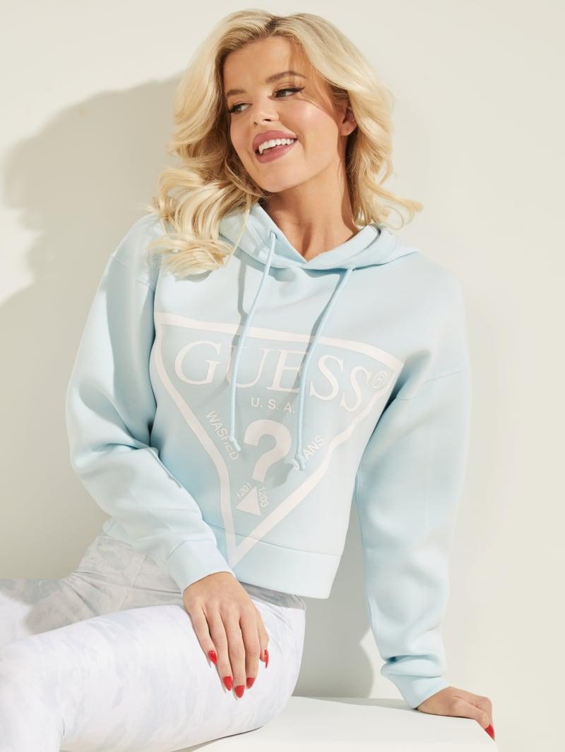 Eco Logo Hooded Sweatshirt