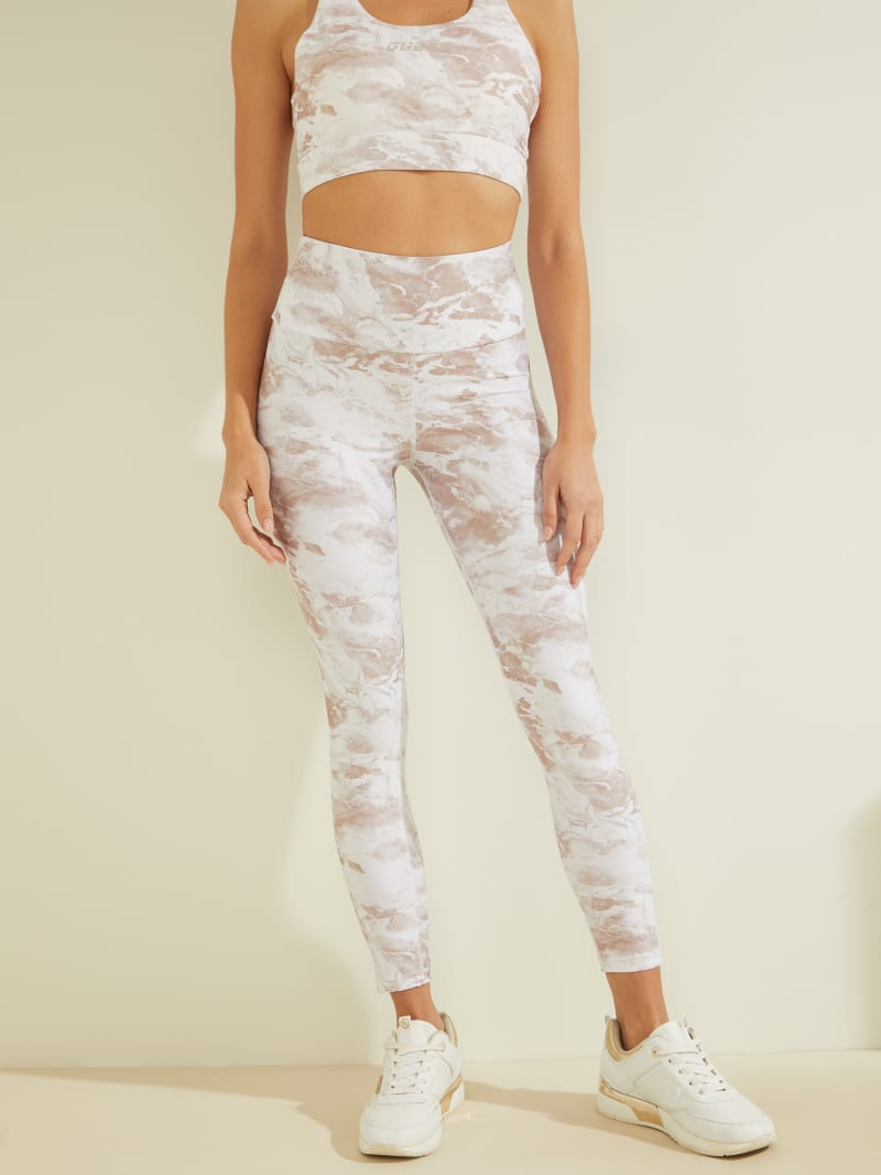 Eco Marble Leggings