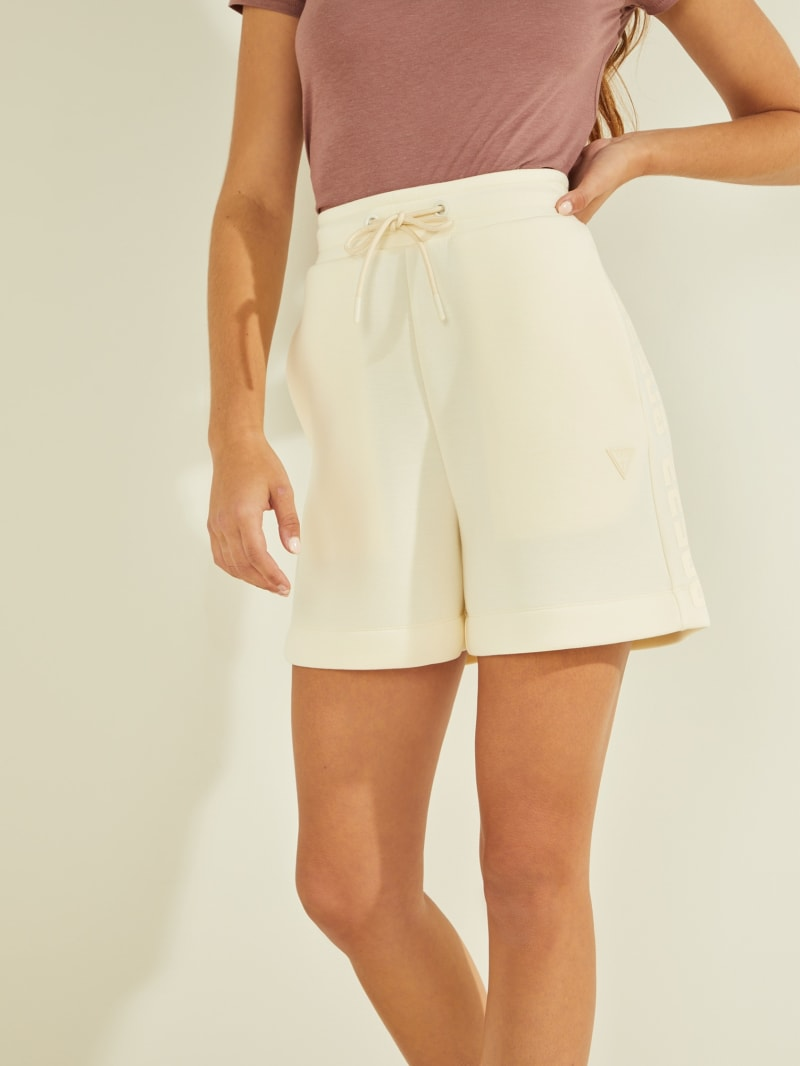 Logo Tape Scuba Shorts