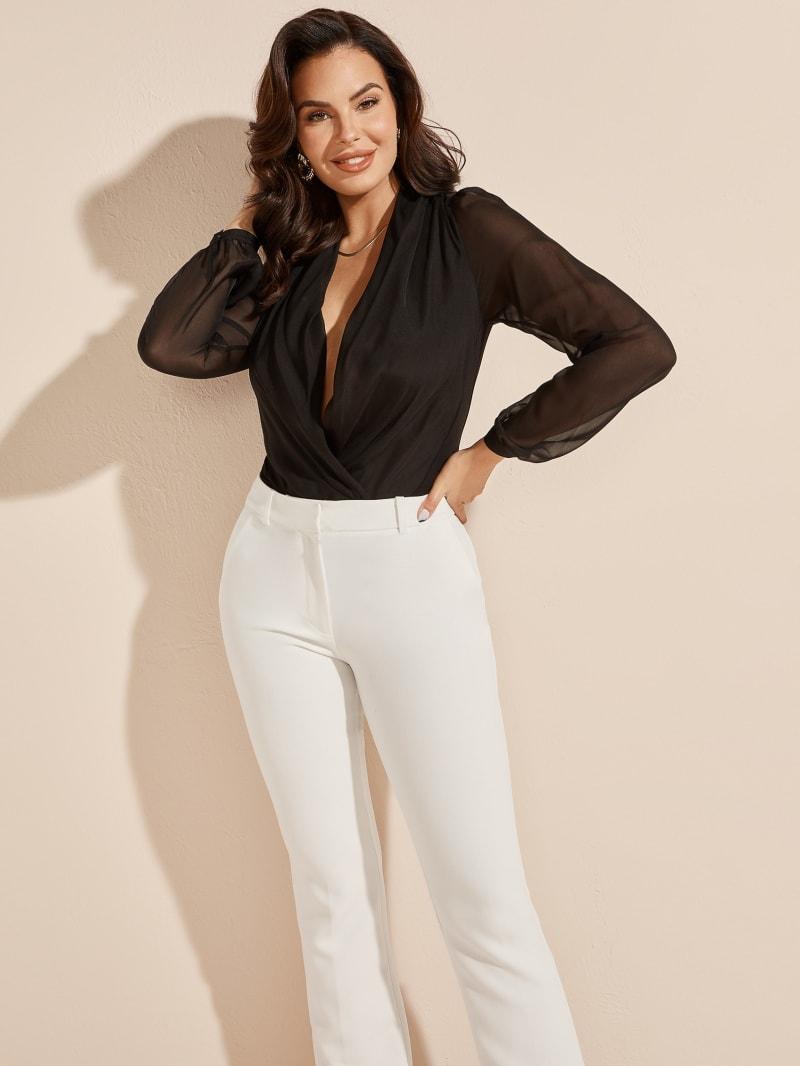Daria Long-Sleeve Bodysuit