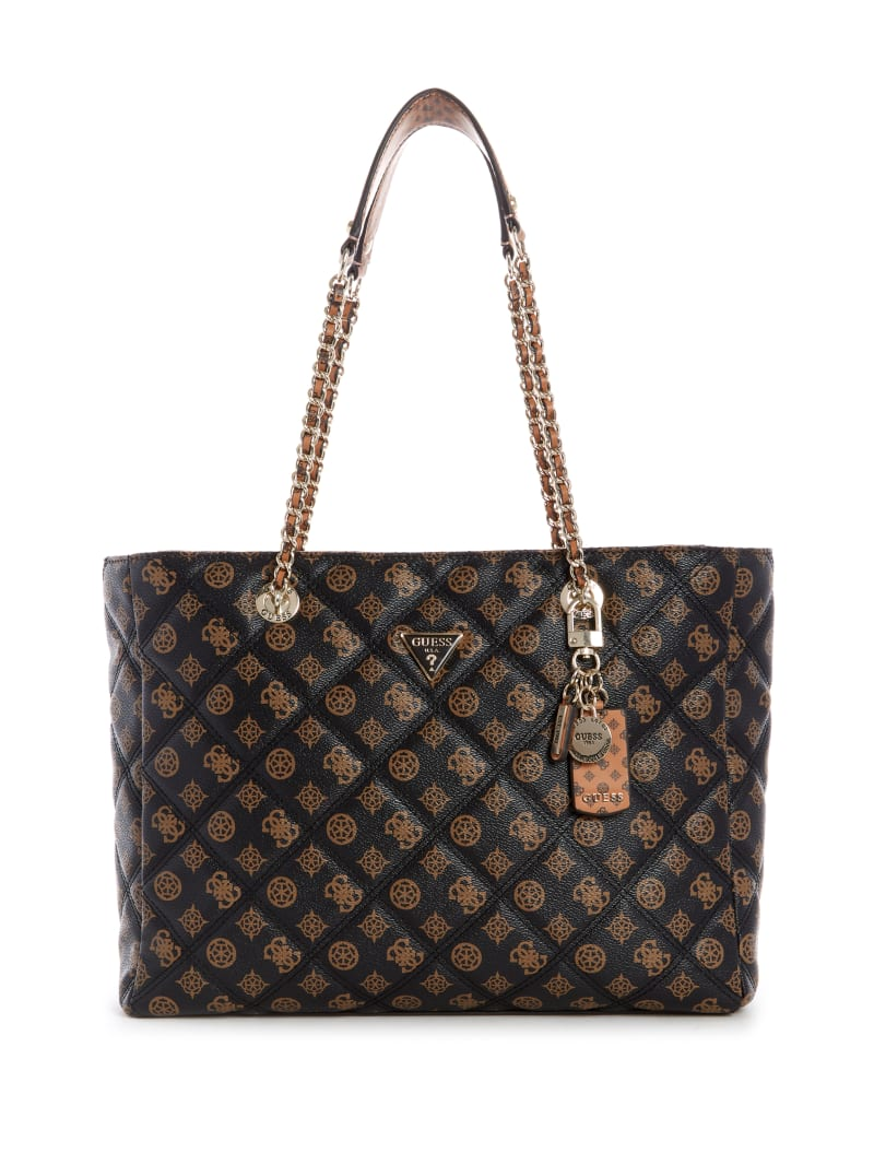 Cessily Faux-Leather Tote