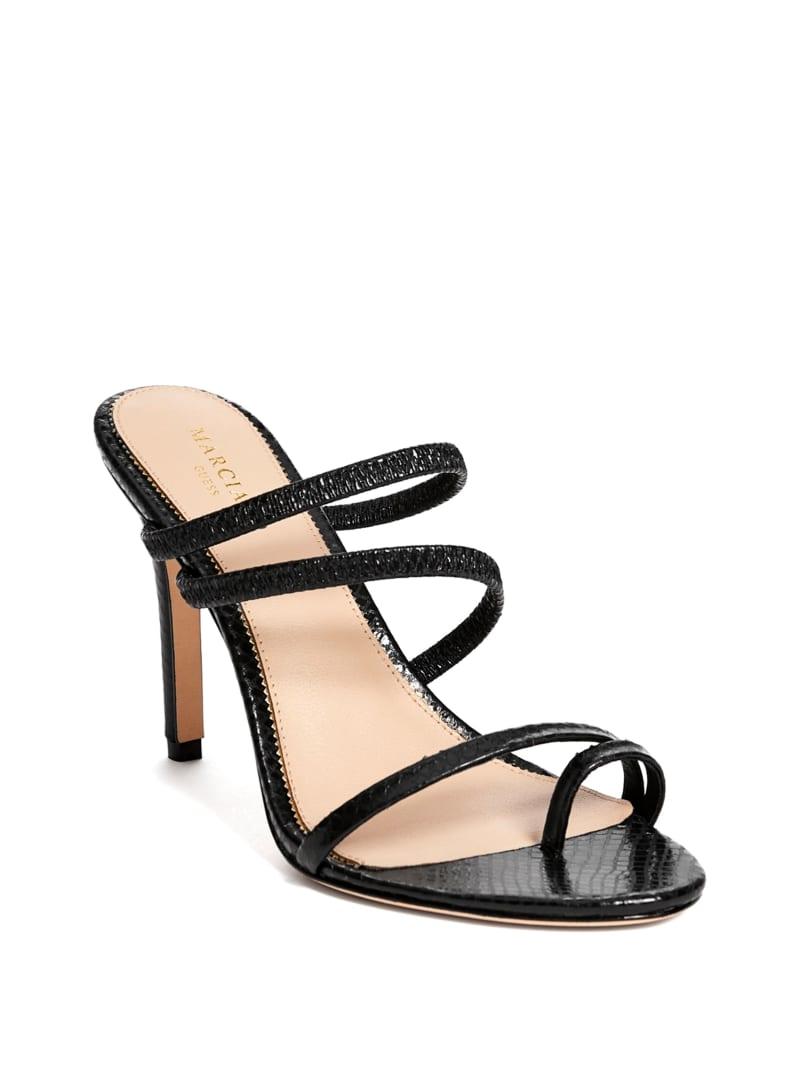 Ava Slip-On Heeled Sandal