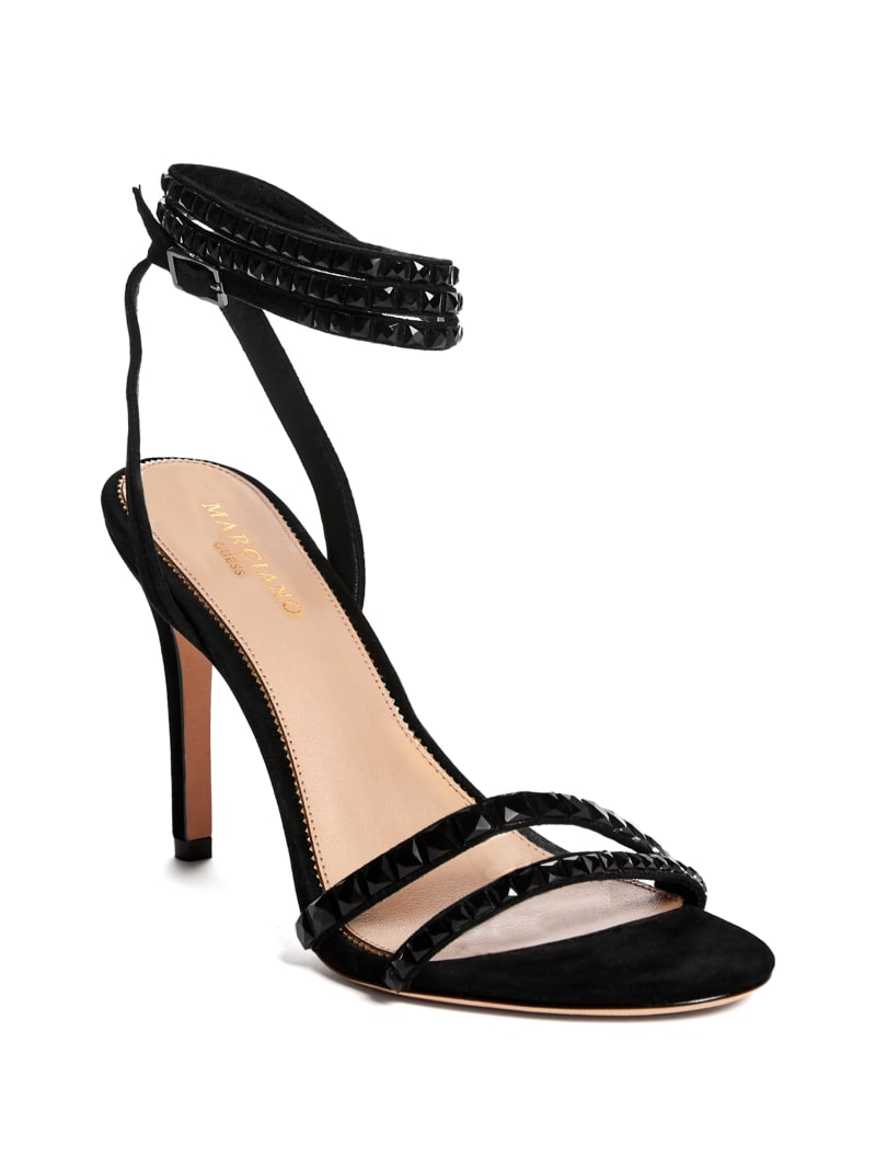 Gemma Embellished Heeled Sandal