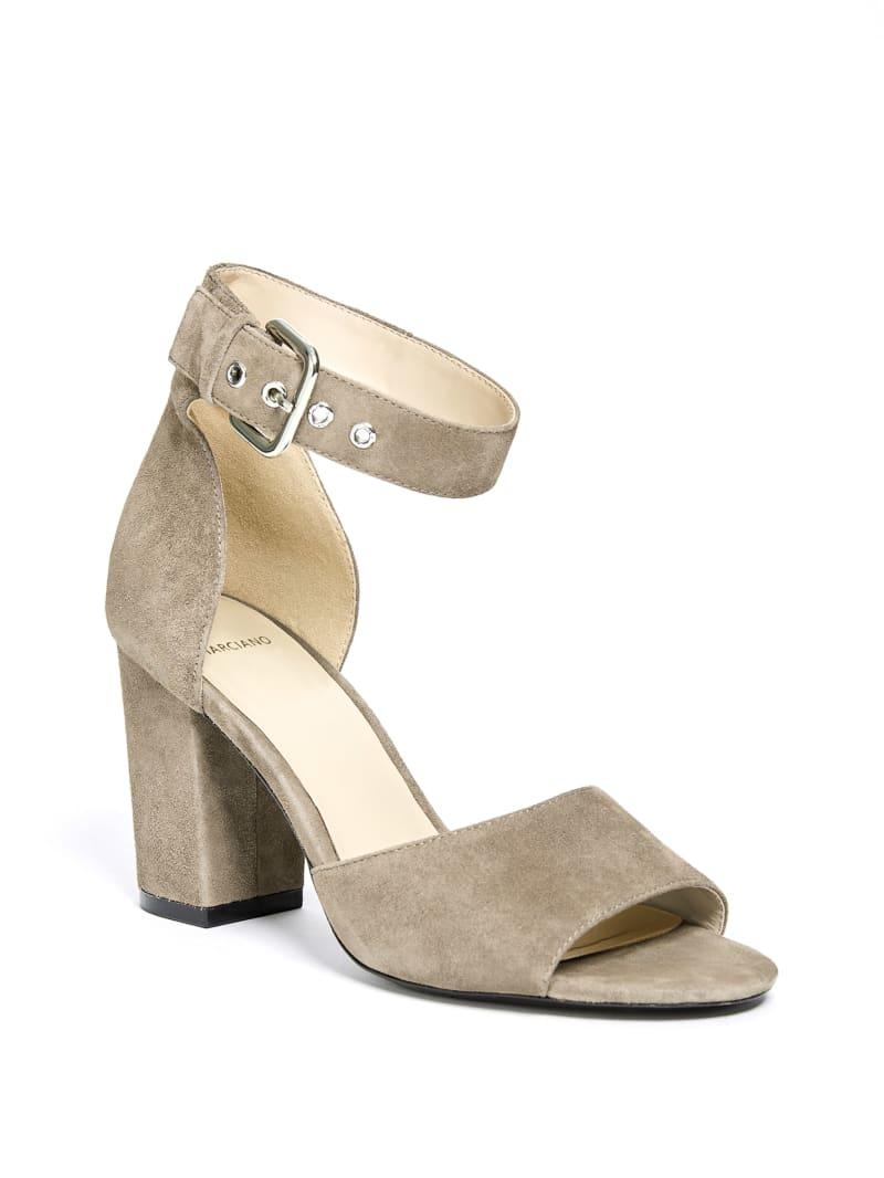 Kelsie Block Heel