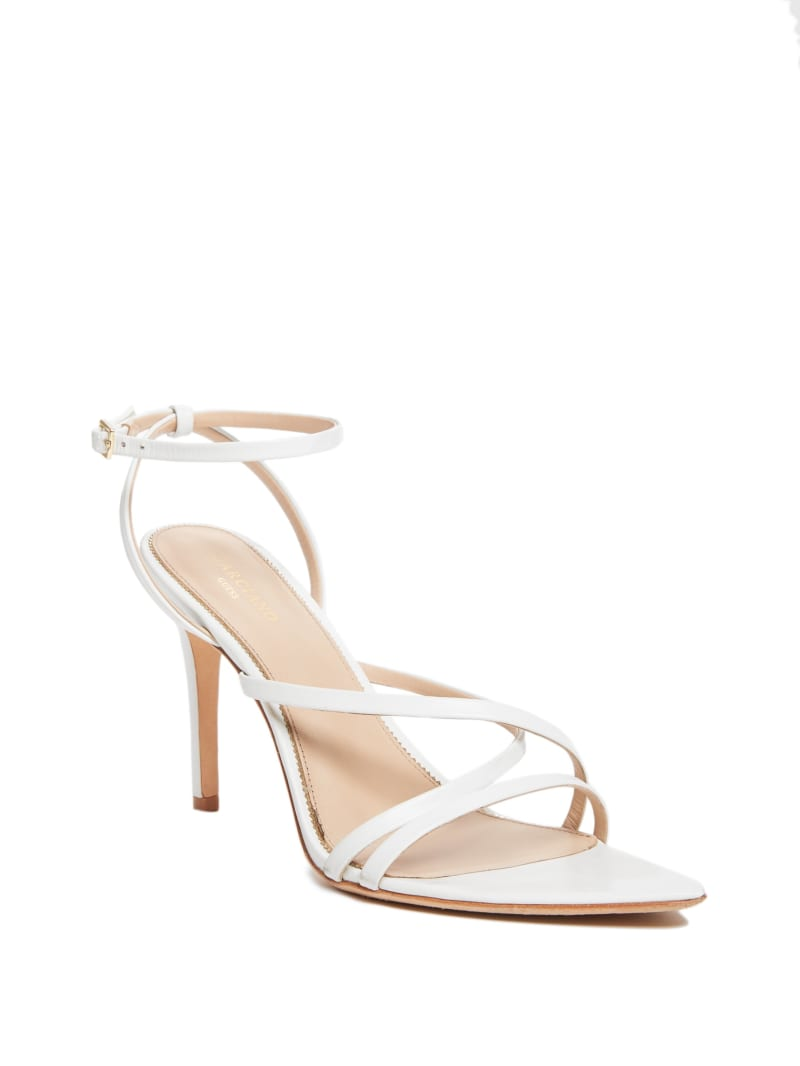 Lisa Strappy Heeled Sandal