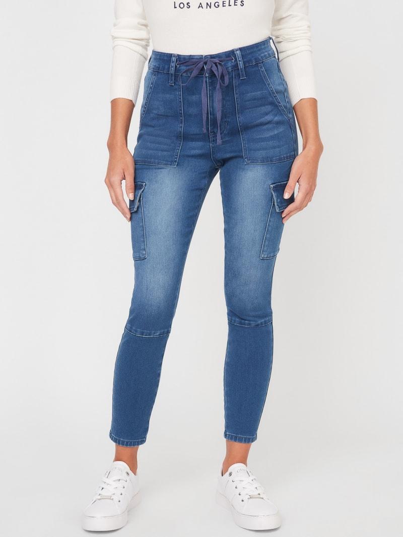 Aiden Cargo Skinny Jeans