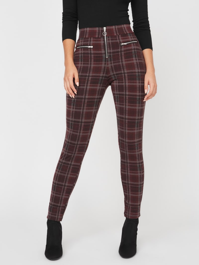 Cashel Knit Ponte Pants