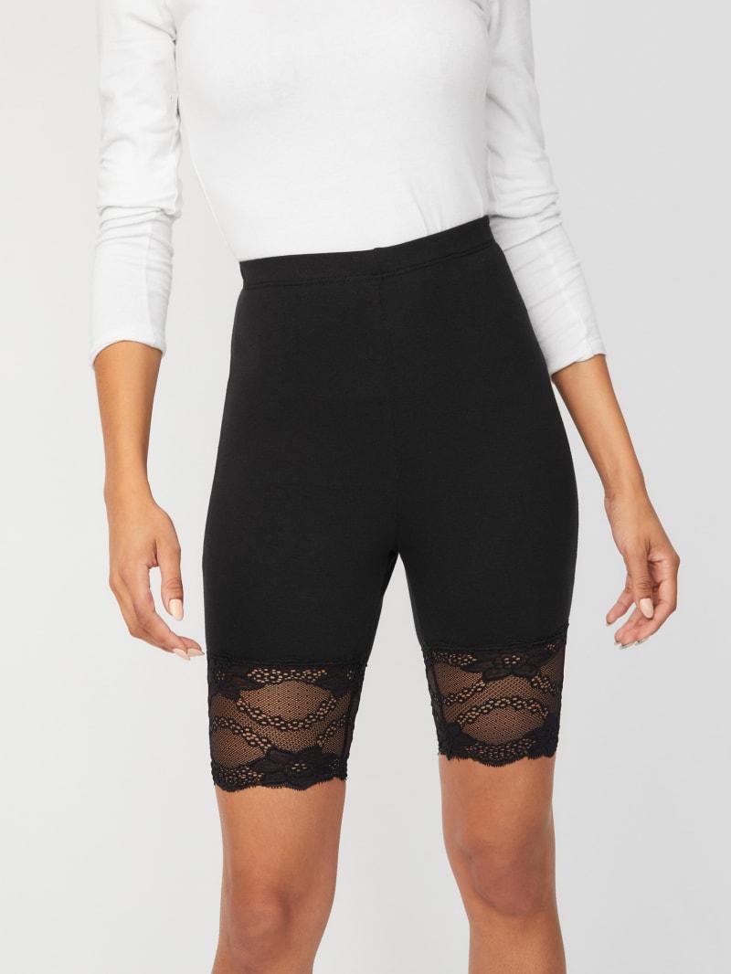Carlina Lace Bike Shorts