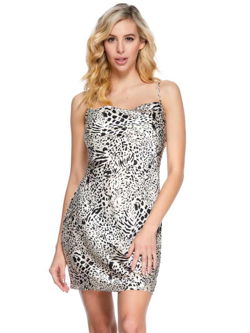 Malou Cowl Neck Slip Dress