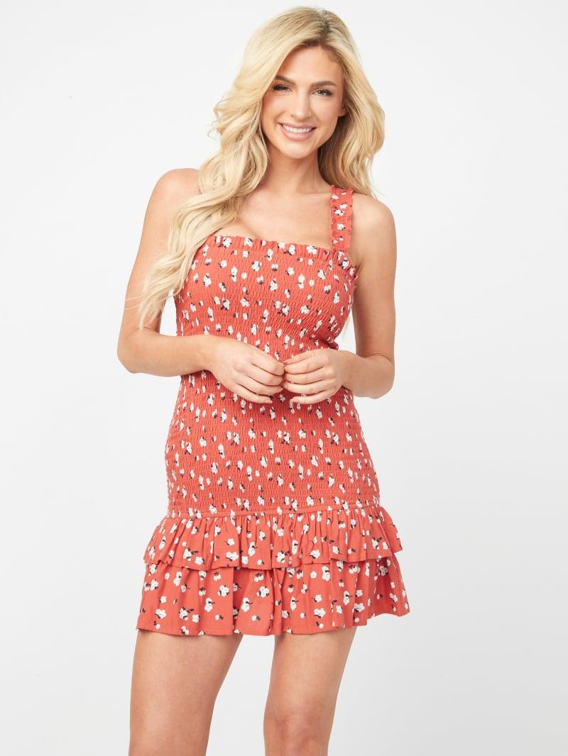 Altheas Floral Dress