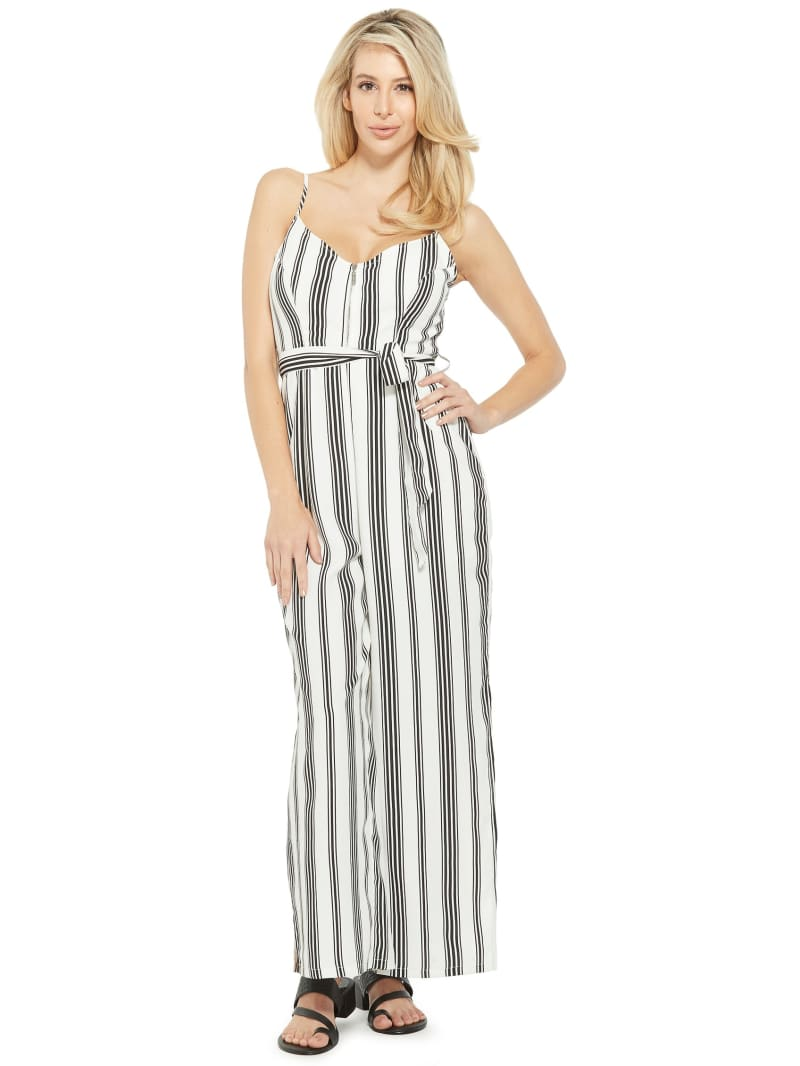 Kamala Sleeveless Jumpsuit