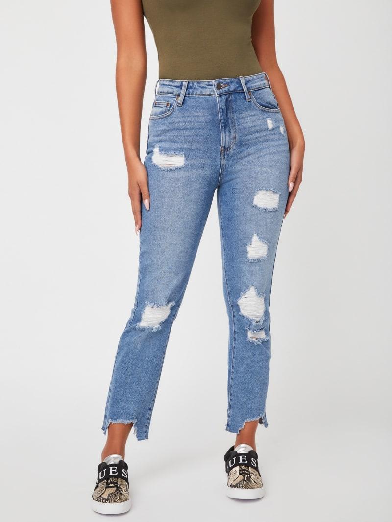 Jess Destroy Boyfriend Jeans