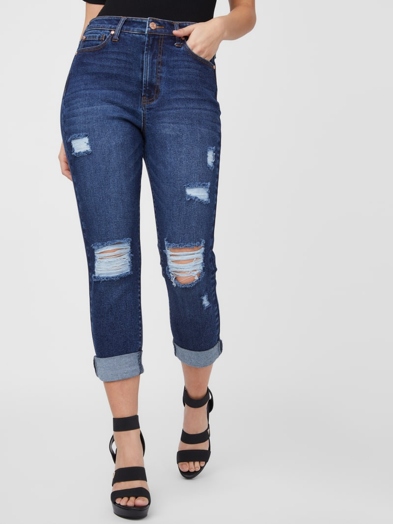 Anasia Mid-Rise Relaxed Jeans